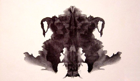 Image of ink blot
